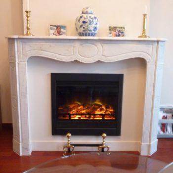 cheminée electrique decorative 2