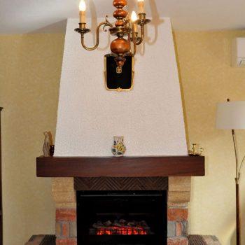 cheminee electrique installation 1