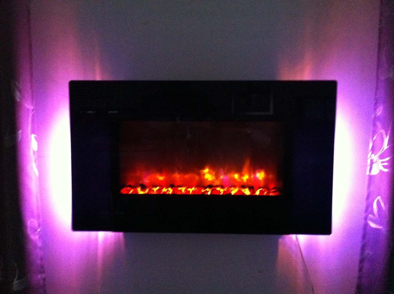chemine lectrique design excellent cheminuarte chemine. Black Bedroom Furniture Sets. Home Design Ideas