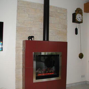 cheminée électrique basse consommation